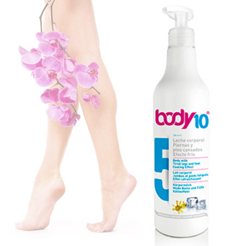 Body10 Krema za Utrujene Noge & Stopala 500 ml
