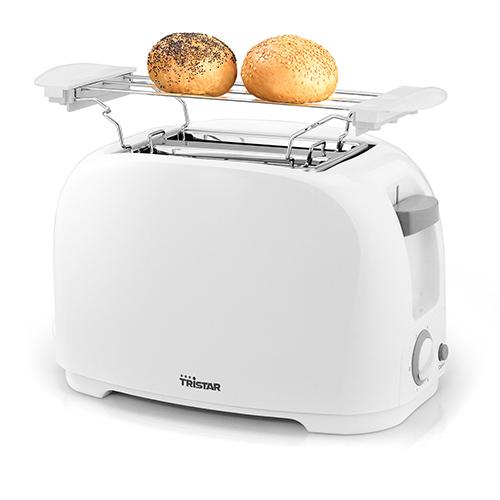 Toaster s Stojalom za Kruh Tristar BR1013