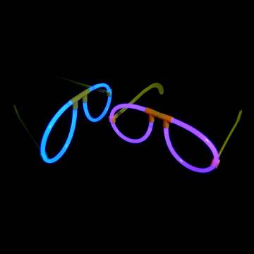 Occhiali Tubo Fluorescenti