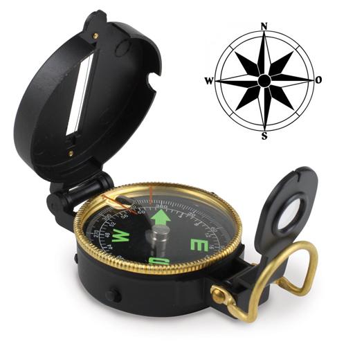 Kompas na Lečo s Pokrovom in Vizirjem