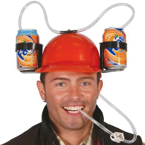 Pisana pivska čelada