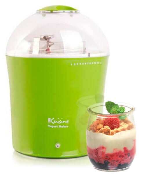 Flødeis og yoghurtmaskiner