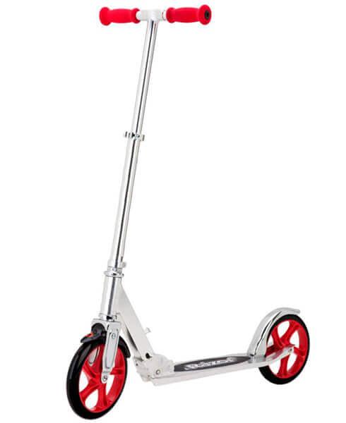 Scootere og trehjulede cykler