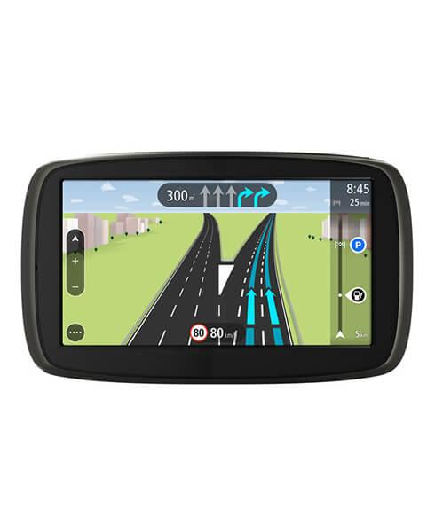 GPS-navigering