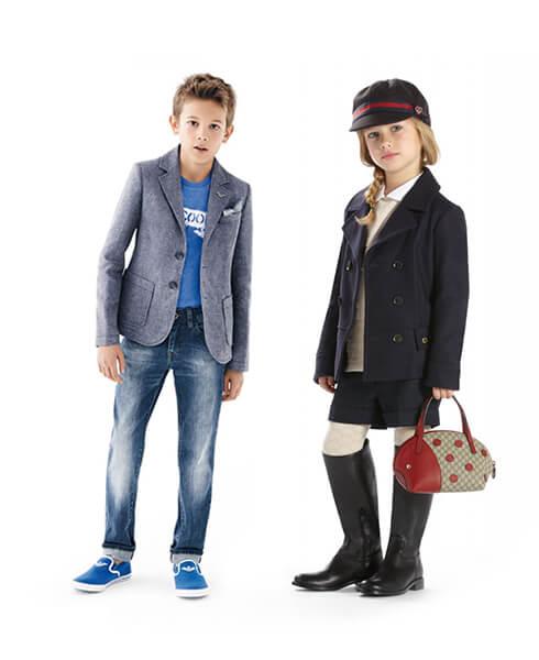 Tøj og sko til børn