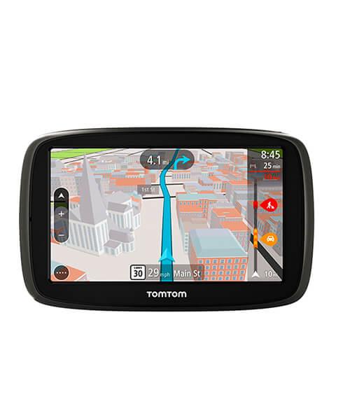 Elektronik & GPS og Bil