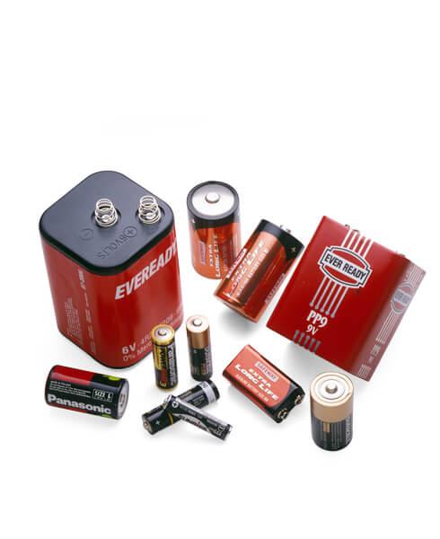 Elektronik & Batterier