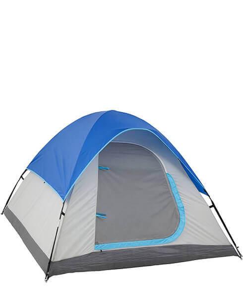 Camping og Bjerg