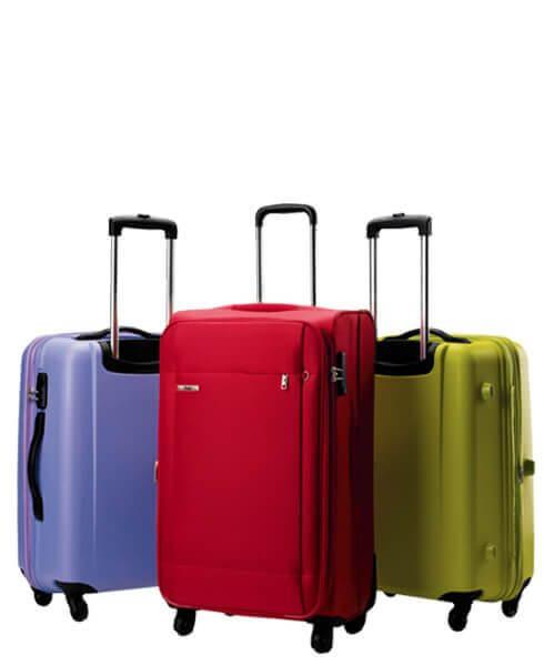 Kufferter og Håndbagage