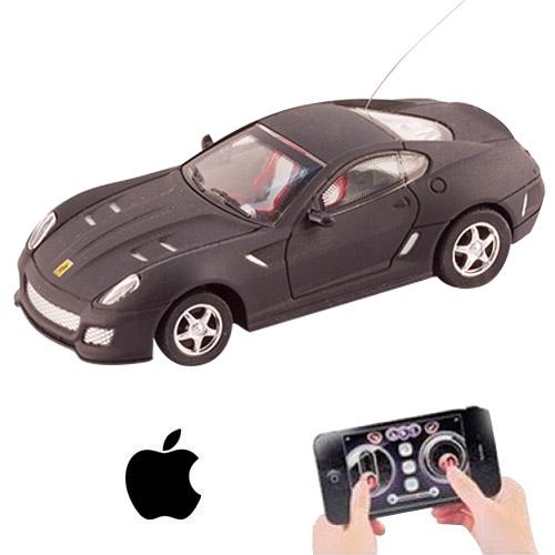 Dirkalni avto Die Cast iPhone, iPod, iPad