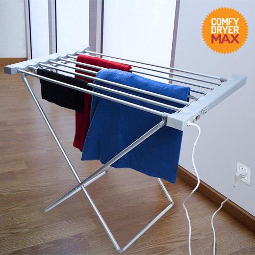 Comfy Dryer Max Električno Stojalo za Oblačila (8 palic)