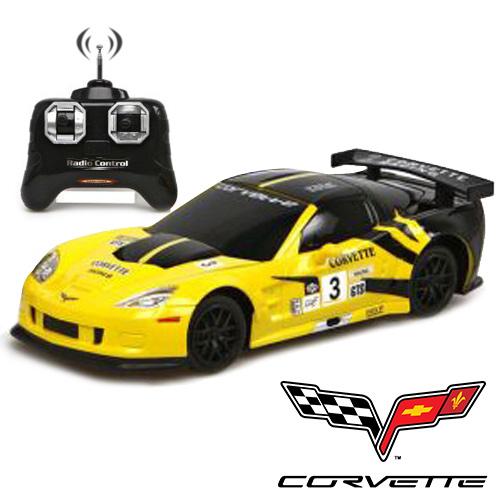 Corvette C6.R 1:24 Daljinsko Vodenje RC - Bela