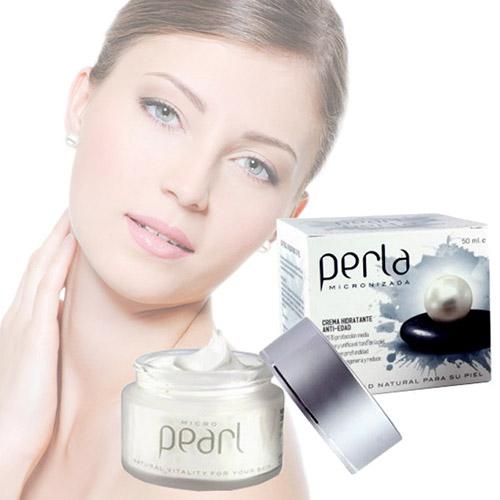 Crema Antiarrugas Micro Pearl