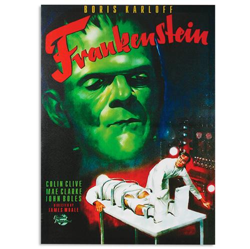 Frankenstein Slika na Platnu 50 x 70