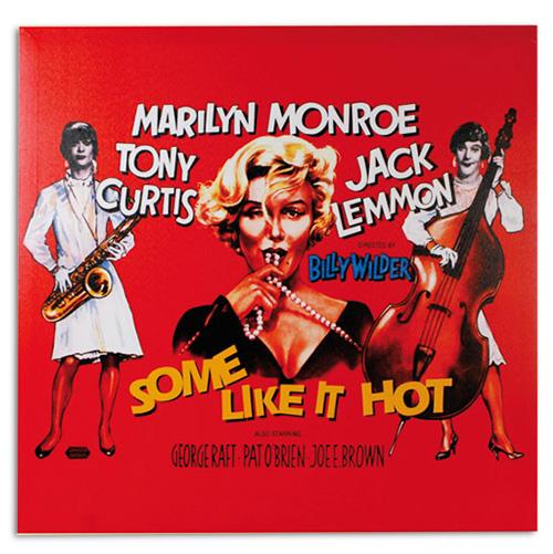 Marilyn Monroe Nekateri so Za Vroče Slika na Platnu 60 x 60