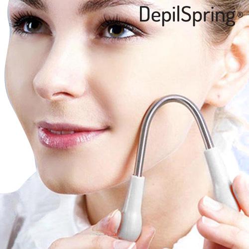 Depil Spring Depilator za Obraz