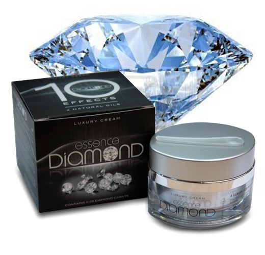 Crema Antirughe Essence Diamond