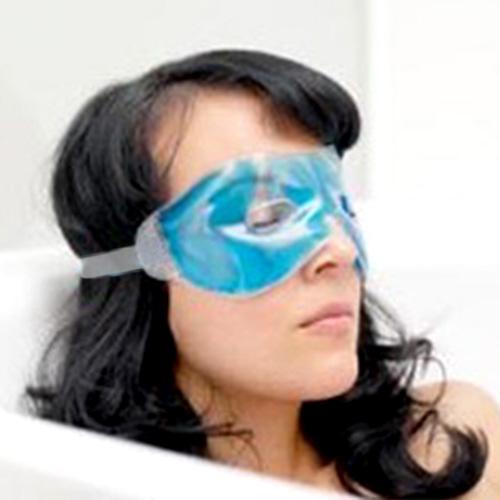 Sproščujoča Gel Maska za Oči z Luknjami