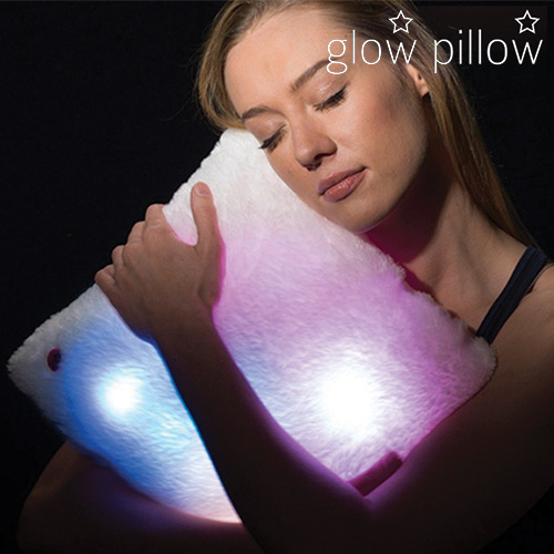 Glow Pillow LED Blazina