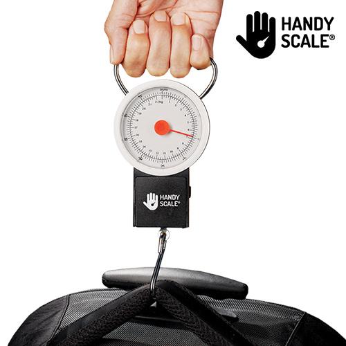 Handy Scale Analogna Tehtnica za Prtljago