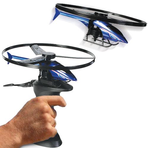 Helikopter z metalcem
