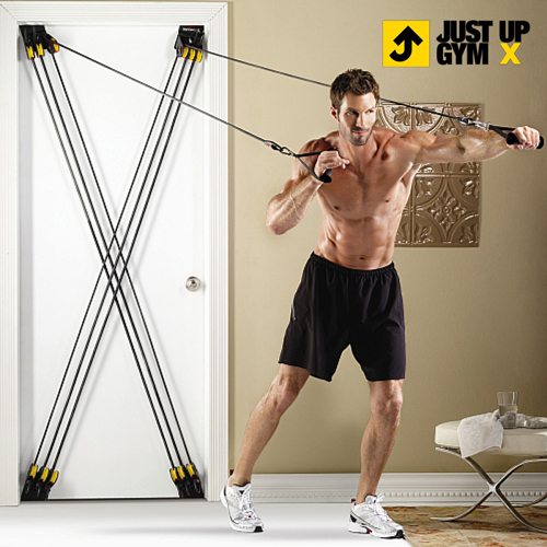 Tensores para Ejercicios Just Up Gym X