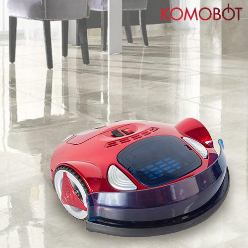 KomoBot Pametni Robotski Sesalnik