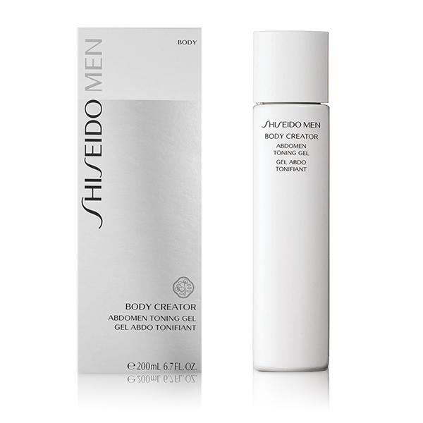 Shiseido - MEN body creator abdo toning gel 200 ml