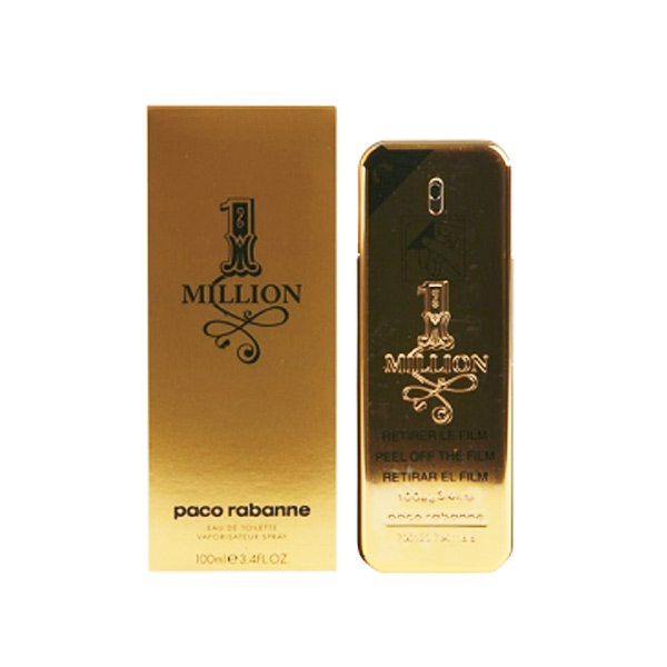 Paco Rabanne - 1 MILLION edt vapo 100 ml