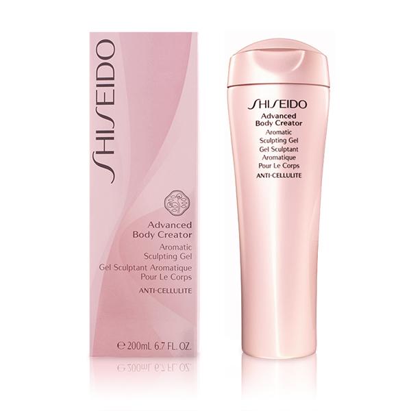 Shiseido - BODY CREATOR advanced aromatic sculpting gel 200 ml