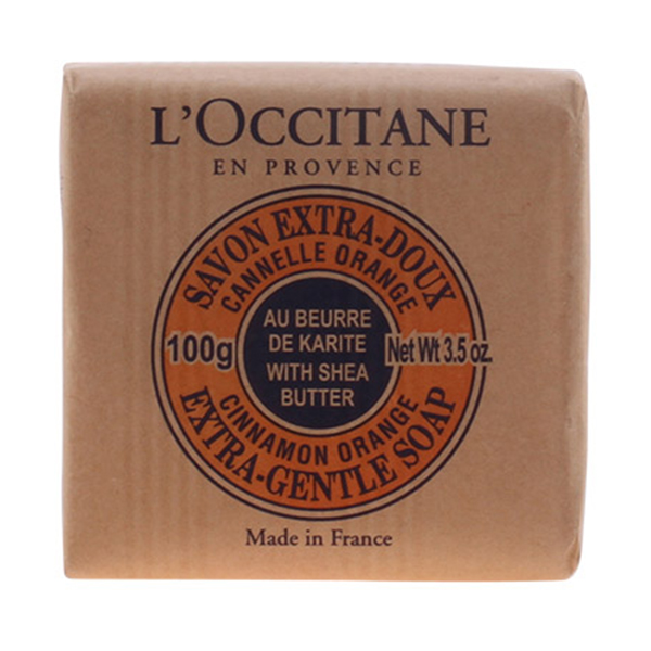 L´occitane - KARITE savon orange cannelle 100 gr