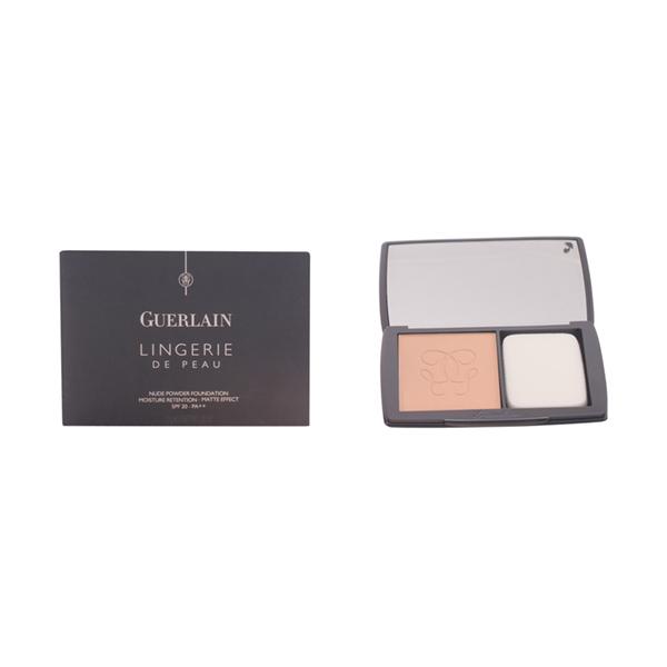 Guerlain - LINGERIE DE PEAU fdt compact poudre 12-rose clair 10 gr