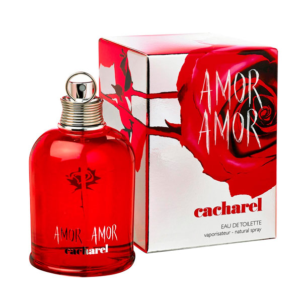 Cacharel - AMOR AMOR edt vaporizador 50 ml