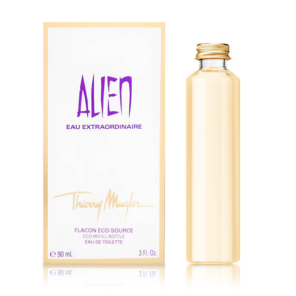 Thierry Mugler - ALIEN EAU EXTRAORDINAIRE edt vapo eco-refill 90 ml