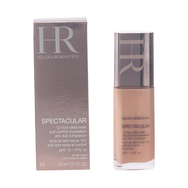 Helena Rubinstein - SPECTACULAR fond de teint fluide SPF10 24-caramel 30 ml