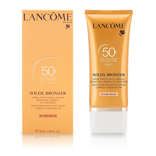 Lancome - SOLEIL BRONZER BB CREAM cr?¨me protectrice SPF50 50 ml