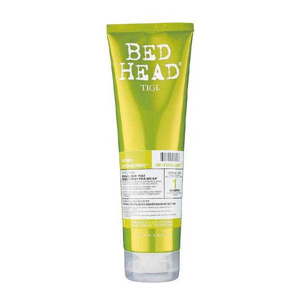 Tigi - BED HEAD re-energize shampoo 250 ml