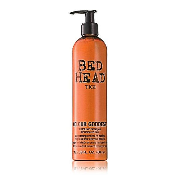 Tigi - BED HEAD COLOUR GODDESS oil infused shampoo 400 ml