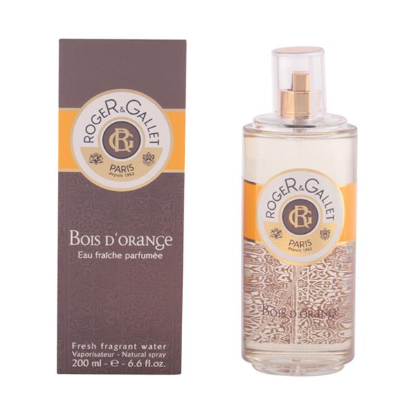 Roger & Gallet - BOIS D'ORANGE eau fraîche parfumée vaporizador 200 ml