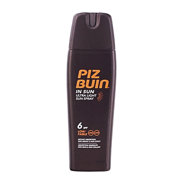Piz Buin - PIZ BUIN IN SUN spray SPF6 200 ml
