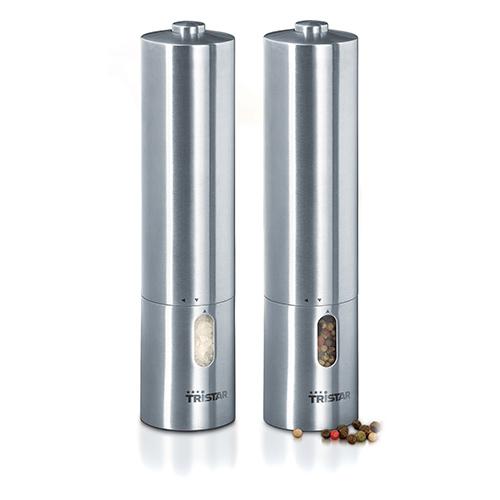 Molinillos Eléctricos de sal y pimienta Tristar PM4005