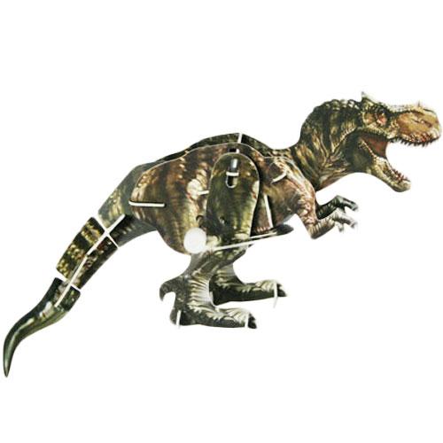 3D Sestavljanka Dinozaver z Navojem