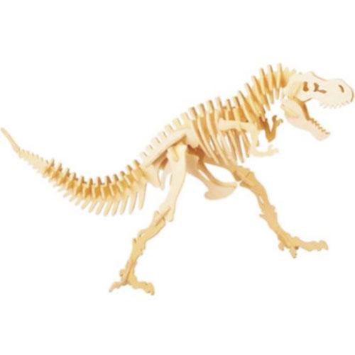 Lesena Sestavljanka Dinozavrovo Okostje