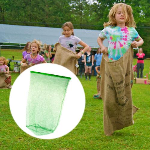 Vreča za Skakanje z Vrečami - Zelena