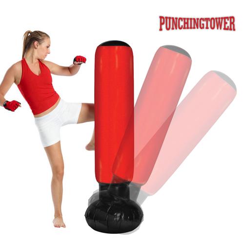 Samostoječa Vreča Za Boksanje Punching Tower