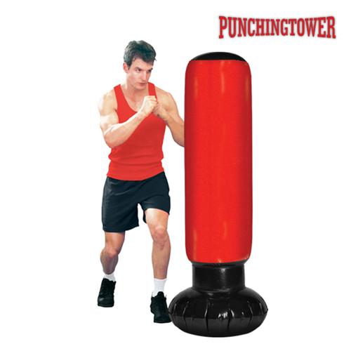 Saco de Boxeo de Pie Punching Tower (4)