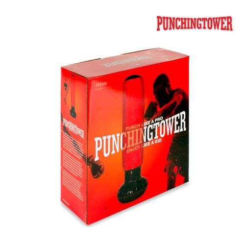 Saco de Boxeo de Pie Punching Tower (2)