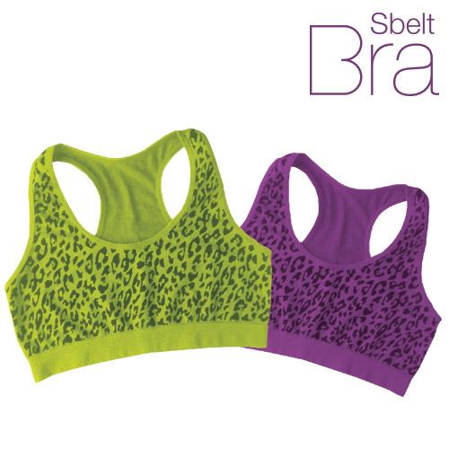 Sbelt Bra Modrček - Vijoličasta - L