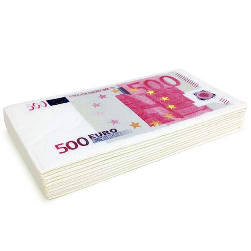 Prtički s Potiskom 500 Evrov