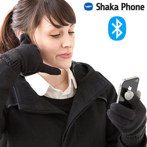 Shaka Phone Prostoročne Rokavice